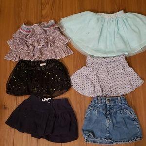 Other - Girls Skirt lot